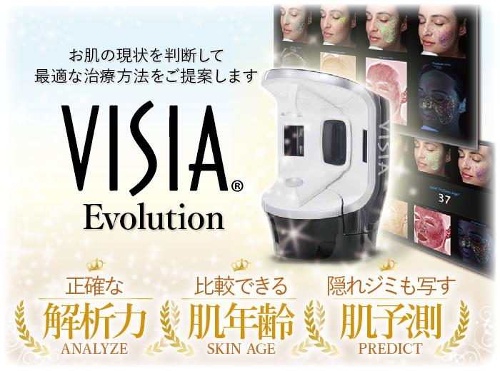 VISIA(ビジア)とは