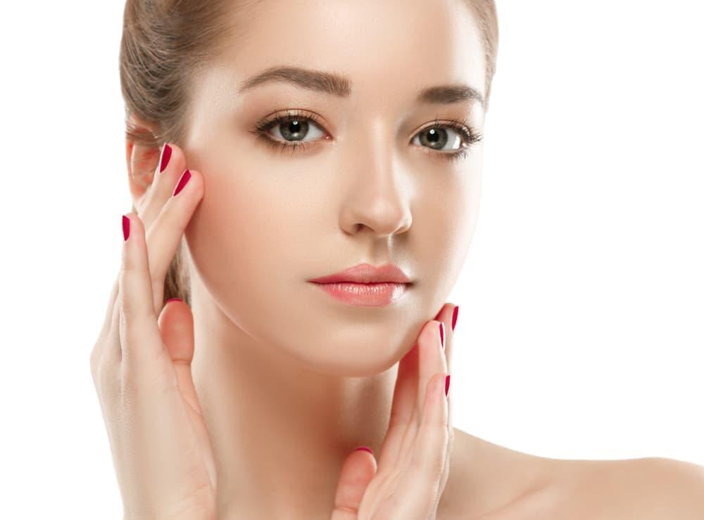 顎への注射に使用するヒアルロン酸
