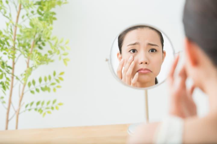 目の下の悩みとベビーコラーゲン注射の効果