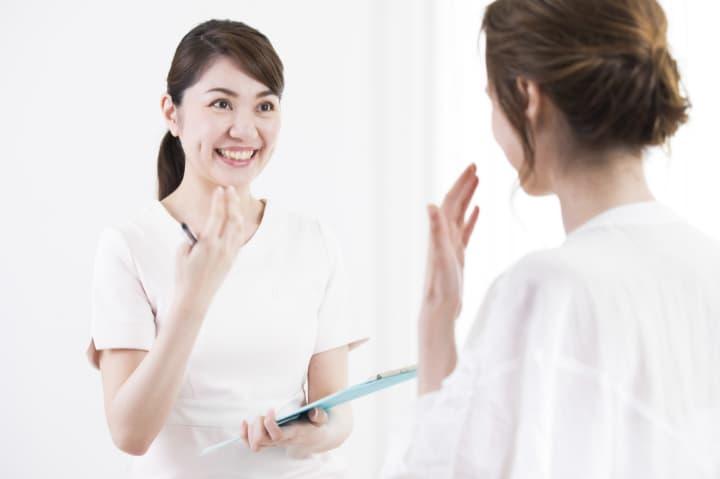 美容皮膚科で最新ケアも