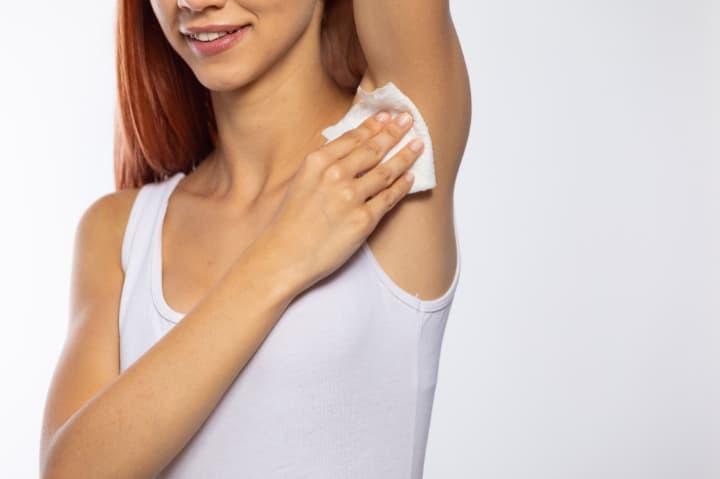 腋窩(えきか)多汗症とは