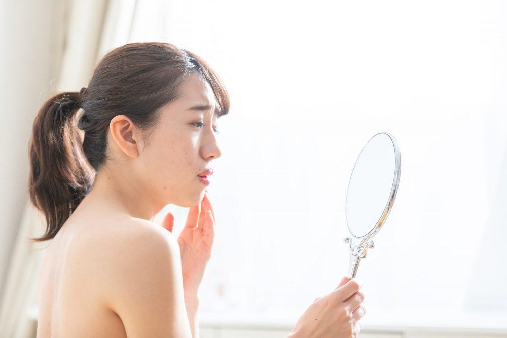 肌の老化の原因とは?
