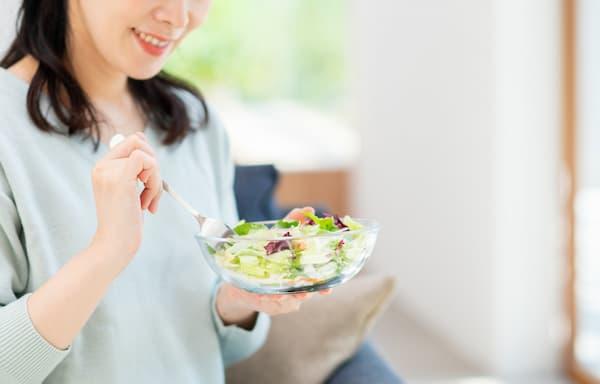 痩せホルモンの分泌を促す食品